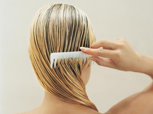 Горчичная маска для жирных волос
