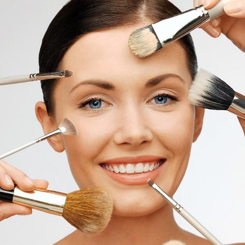 Средства декоративной косметики для лица