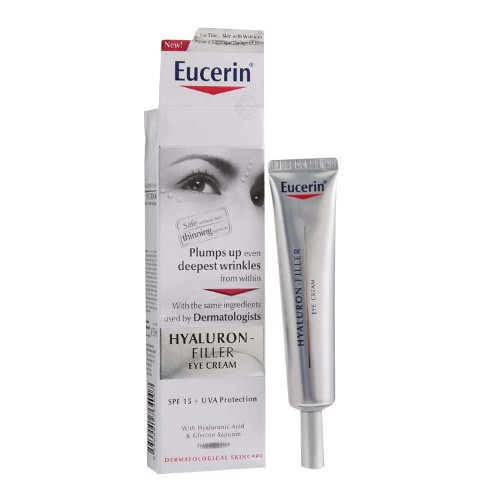 Eucerin Hyaluron Filler Eye - Гиалурона-Филлер