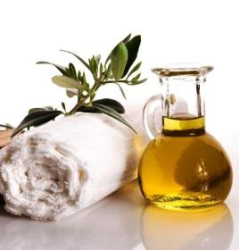 Очищение кожи маслами