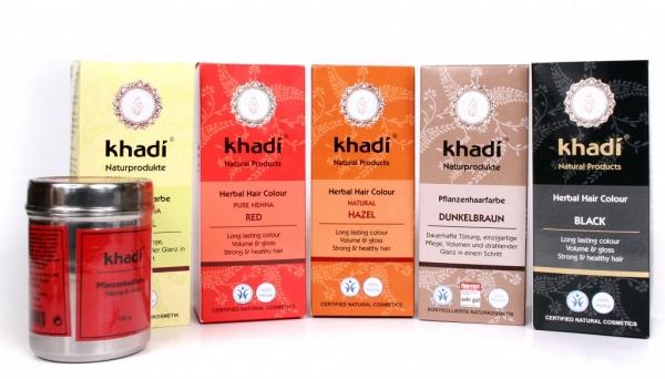 Khadi краска для волос купить