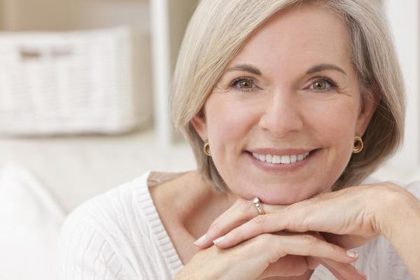 Начиная с 45 лет кожа стремительно стареет и увядает
