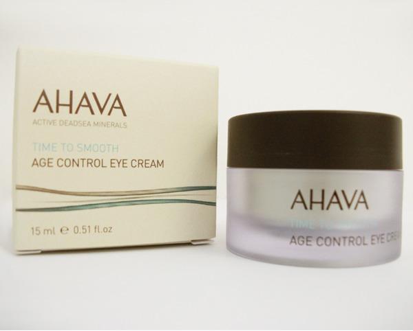 Крем для контура глаз Ahava Mineral Eye Cream