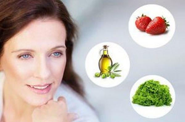Полезные витамины при климаксе