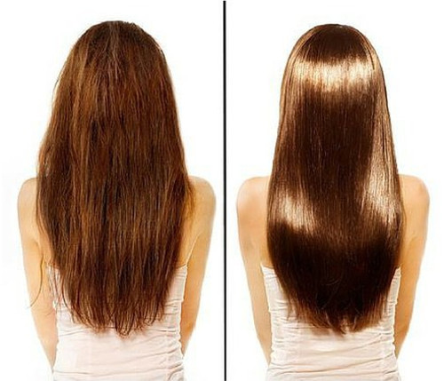 Для поврежденных волос