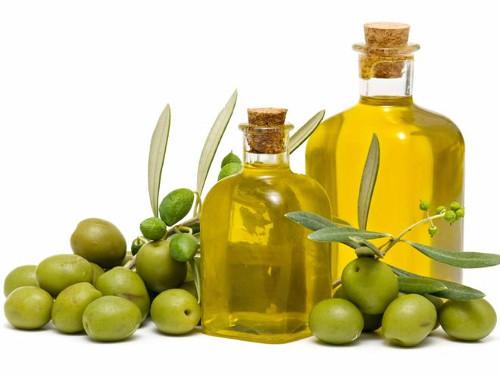 Оливковое масло дляувлажнения