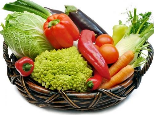 Компрессы из овощей