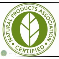 Сертификат The Natural Products Association